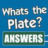 Answers for What's The Plate Image