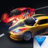 Highway racing: Traffic Rush Image