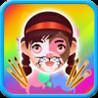 Fun Kids Face Painting Game Image