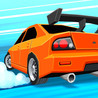 Thumb Drift - Furious One Touch Car Racing Image