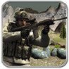 Lone Commando Survivor: Assault shooter on enemy killing spree at dangerous army camps. Image