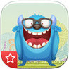 Tiny Monster Sprint Quest Academy For Kids - The Alien Home Run Edition PREMIUM  by The Other Games Image