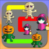 A new halloween character flow brain puzzle game Image