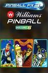 Pinball FX3: Williams Pinball - Volume 6 Image