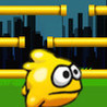 ROLLY Bird In Flappy City: A Bird That Can't Fly Rather Jump Image
