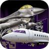 Airplane Traffic Image