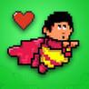 A Retro Superhero Image