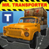 Mr. Transporter 3D - Real trucker driving transportation simulator game Image