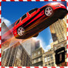 Crazy Car Roof Jumping 3D Image