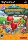 Konami Kids Playground: Dinosaurs - Shapes & Colors Image