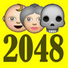 2048 Emoji Lifetime - from Cradle to Grave Image