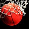 Arc Into Hoop: Basketball Sport Image