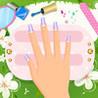 Beautiful Nails Salon - Girls Games Image