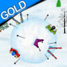 Winter Mountain Avalanche Snowball : Run like Hell in the snow - Gold Edition Image