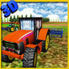 Farm Tractor Driver Simulator - Explore the ultimate countryside in this awesome village farming frenzy game Image