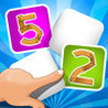 A Matching Game for Children: Learning with Numbers Image