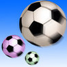 Soccer Ball Bounce - Connecting Dots Game Image
