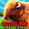 Buffalo Slots Free - Royal casino: Play Vegas Slot Machines for Fun! Huge jackpot, Wheels and Tons of Lucky Games! Image