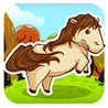 A Baby Horse Run -  Jumping Horses Race Games Image