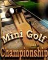 Mini Golf Championship Image