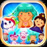 Girls Mix and Match 3 Play House PRO - A Princess, Pony, Mermaid and Unicorn Party! Image