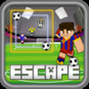 Soccer Hero All Star Escape Ball Cup - Block Craft World Edition Image
