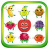 Halloween Funny Fruit - Super Fruit Candy Game Image