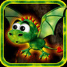 Little Dragon - One Touch Flying Game Image