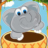 Happy Elephant Image
