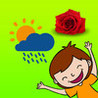 Montessori Flowers and Seasons Image