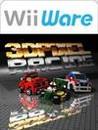 3D Pixel Racing
