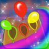 Colors Wood Balloons Magical Wood Puzzle Match Game Image