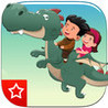 Racing Kids On Knight Burner Dragons - The Ultimate Dwarf Lizard Saga PREMIUM by The Other Games Image