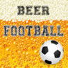 Beer Football Family and Friends Image