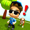 Dog Chase Postman Run HD Full Version Image