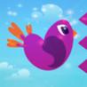 Tap Spikes Bird Image