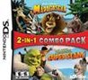 DreamWorks Madagascar / Shrek: Super Slam 2-in-1 Combo Pack Image