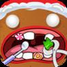 Gingerbread Man Dentist Image