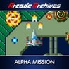 Arcade Archives: Alpha Mission Image