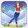 Ski Girl Image