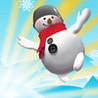 3D Snowman Run & Christmas 2014 Racing - Frozen Running and Jump-ing Games For Kids (boys & girls) Image