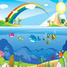2D Extreme Fishing Joy Live! Journey of Hungry Shark Image