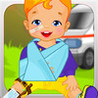 Kids First Aid Road Accident Image
