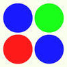 Classic Dots - Link the dots according to the order of the red green blue Image