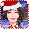 Christmas Girl Dressup - Christmas Game Image
