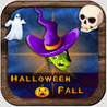 Halloween Fall - Match three puzzle game Image