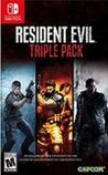 Resident Evil Triple Pack Image