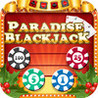 A Blackjack Casino Game PRO Edition - Rodolph's Red Nose Christmas Gift Image