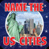 Name The USA City! - Discover Cities In the United States Like New York, Los Angeles, Houston, Chicago, Dallas, Boston, Seattle and More Image