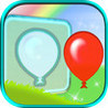 123 Colors Wood Match Puzzle - Colors Balloons Match Game Image
